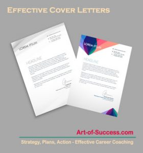 Effective Cover Letters for new job